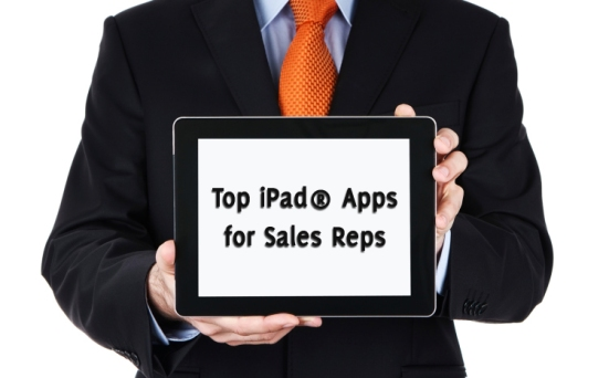 ipad apps for reps