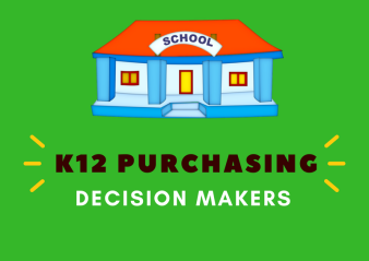 K12 Purchasing Decison Makers