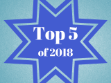 Top 5 Posts of 2018