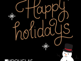 Happy Holidays From DSC