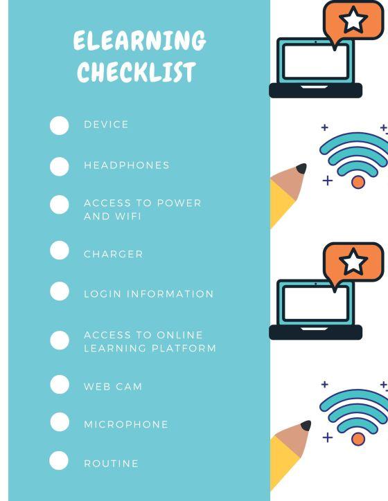 elearning checklist