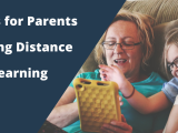 Tips for Parents During OnlineLearning